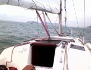 남해-서해 릴레이 세일링2 by yachtline